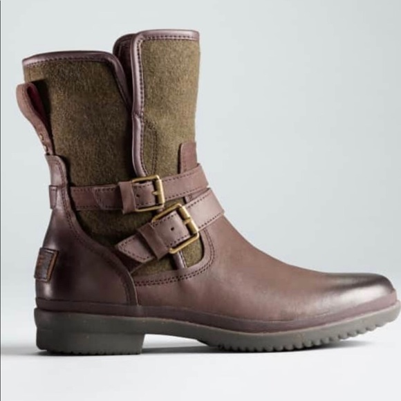 ee7d60e3d5f UGG Simmens Waterproof Leather Boot
